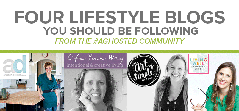 four lifestyle blogs you should be following hero img