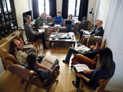 AG-team-meetings