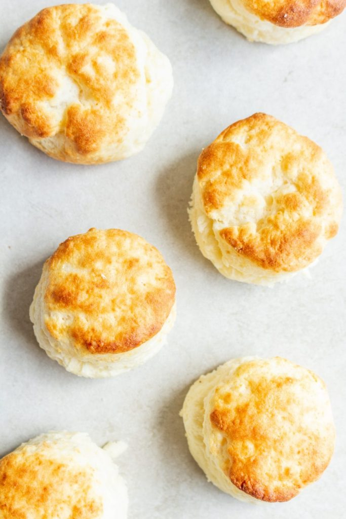 Easy Gluten-Free Biscuits from Celeste at Life After Wheat